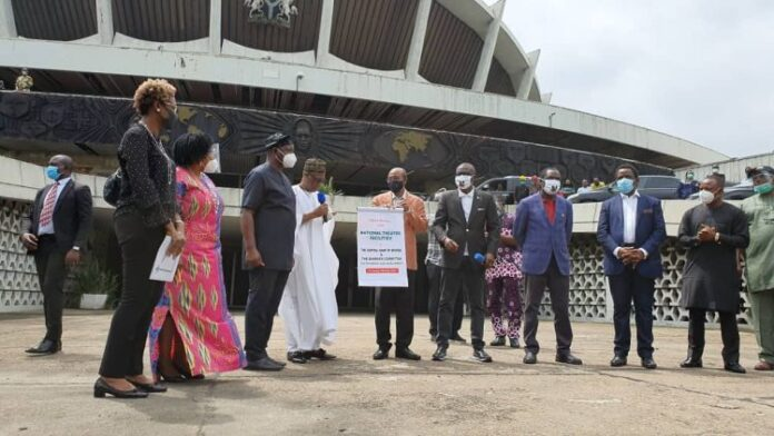 Revealed: This Is Why FG Handed Over National Theatre To CBN