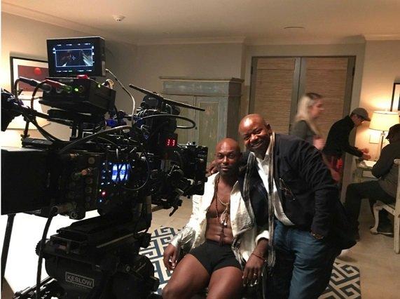 Hollywood Producer Greg Osayande-Aghaze to Buhari: Take Advantage of Nollywood