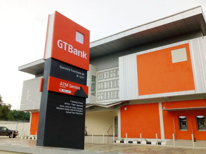 GTBank Secures CBN Approval To Become A Holding Company