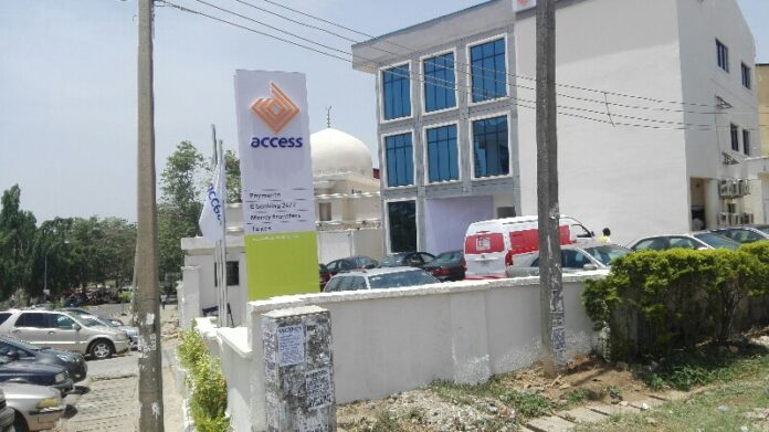 Access Bank Accused Of Restricting #EndSARS Protesters' Accounts