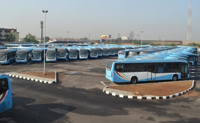 BRT Suspends Operation In Lagos, Here's Why