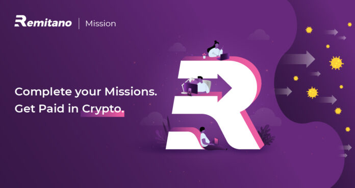 Remitano Launches Mission, A New Online Job Market For Crypto Lovers