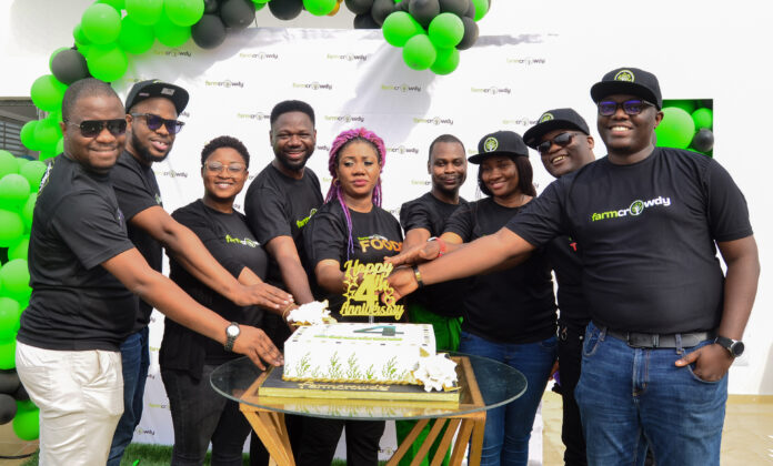 Farmcrowdy Celebrates Anniversary With New Products Launch
