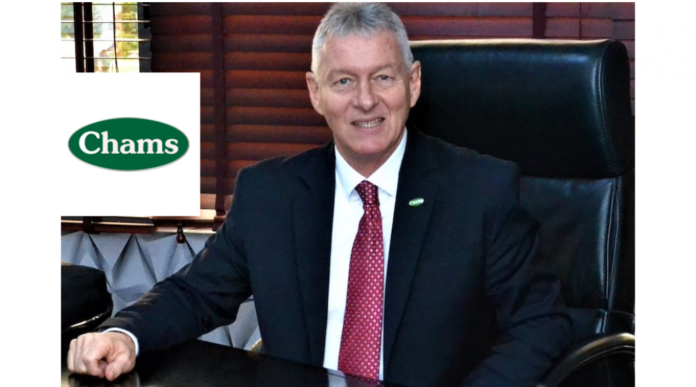 Under Gavin Young's Watch, Chams Plc Records N100bn Loss