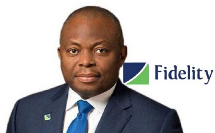 Nnamdi Okonkwo Honoured For Transforming Fidelity Bank