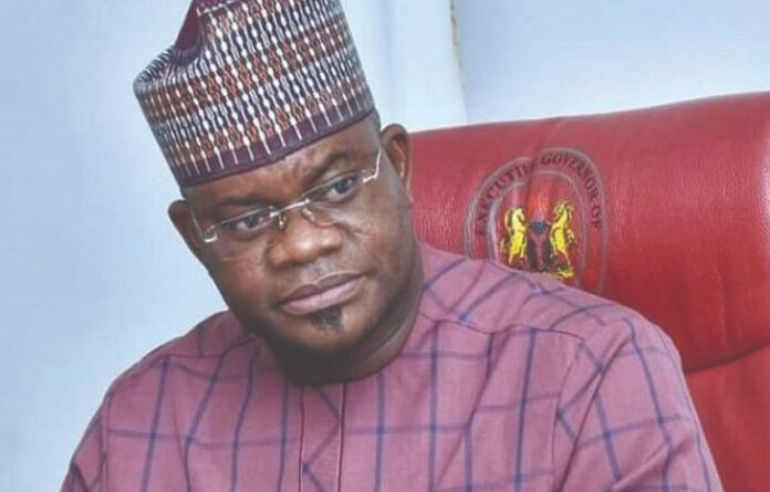 Kogi Governor Bello Splashes N98m On Mercedes Benz Amidst 40% Pay For LG Workers