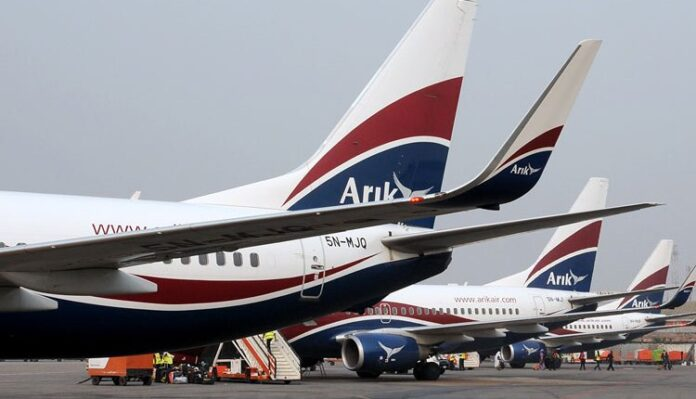 Mass Sacking At Arik Airline As 300 Workers Get Dismissed