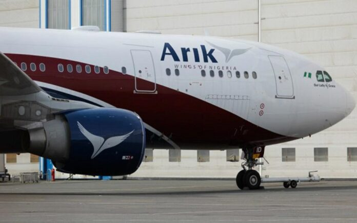 Arik Air, Air Peace, Others Record 76% Drop In Passengers