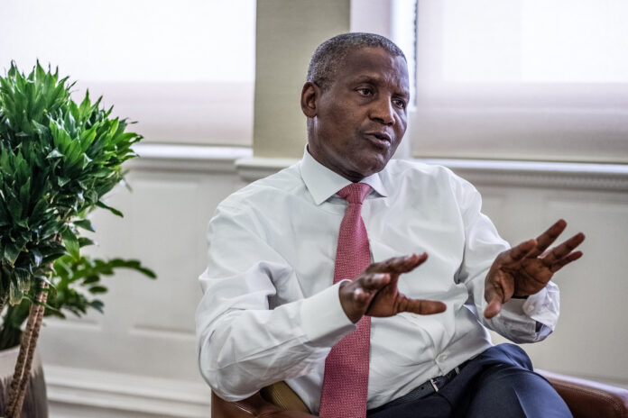 How Dangote Creates Wealth For Stakeholders